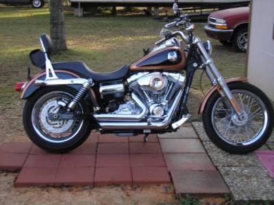 2008 Harley Davidson Super Glide