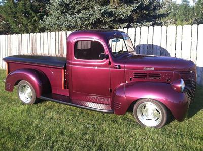 1941 Plymouth Pickup