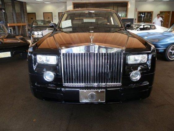 2004 Rolls Royce Phantom 1