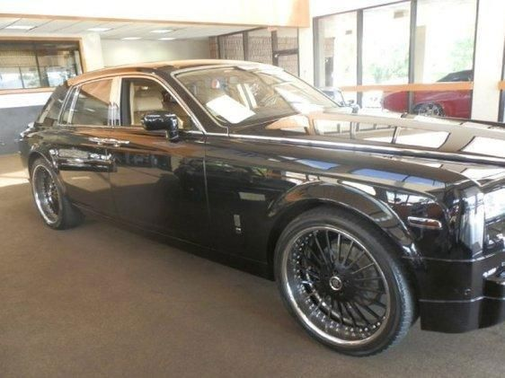 2004 Rolls Royce Phantom 2