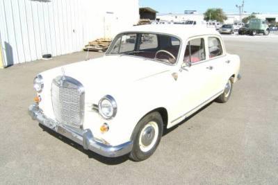 1961 Mercedes Benz 190B