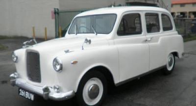 1964 Austin FX