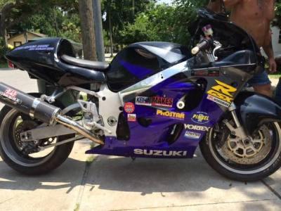 1997 Suzuki 750