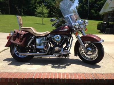 1980 Harley Davidson Electra Glide Shovelhead