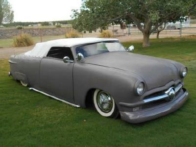 1950 Ford Lead Sled