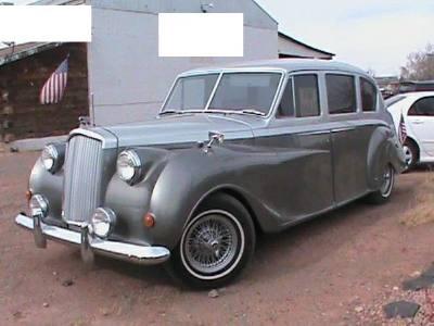 1956 Austin Sheerline