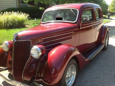 1936 Ford Touring