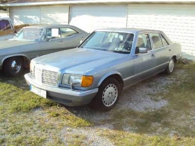 1985 Mercedes Benz 560SEL
