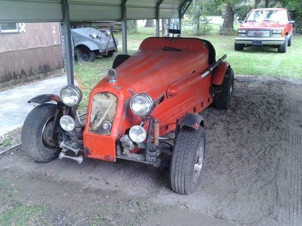 1929 Alfa Romeo Replica 1