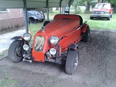 1929 Alfa Romeo Replica
