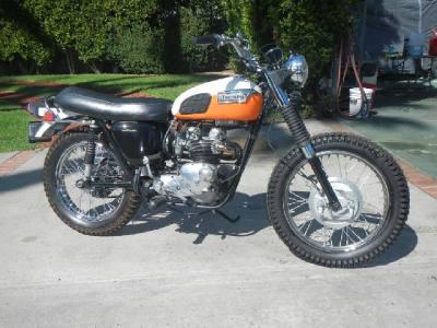 1971 Triumph T100