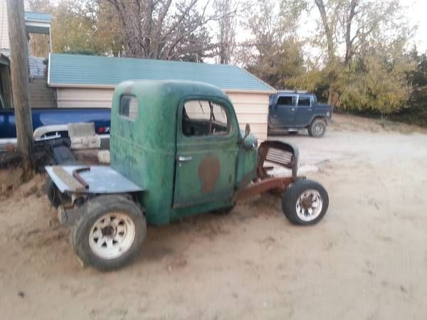 1940 Dodge Rat Rod 1