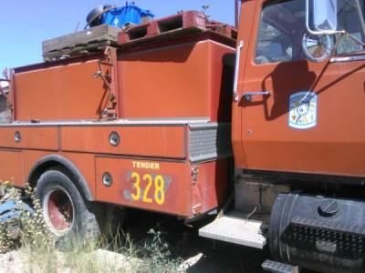 1972 Ford 8000