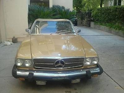 1975 Mercedes Benz 450SL