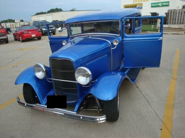 1931 Ford Model A 5