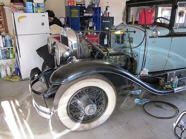 1928 Cadillac LaSalle 2