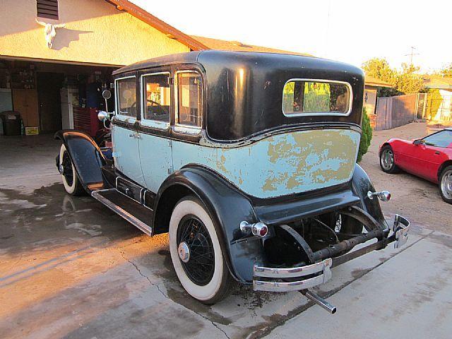 1928 Cadillac LaSalle 3