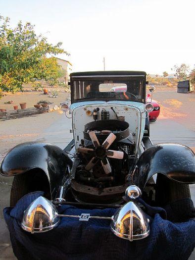 1928 Cadillac LaSalle 4