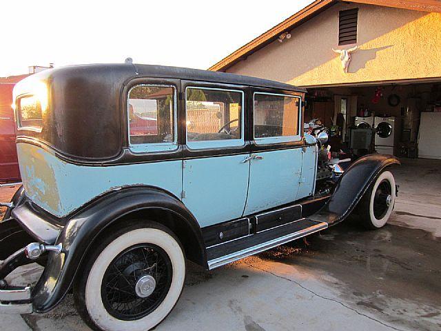 1928 Cadillac LaSalle 1