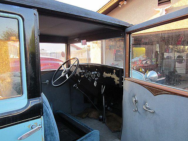 1928 Cadillac LaSalle 5
