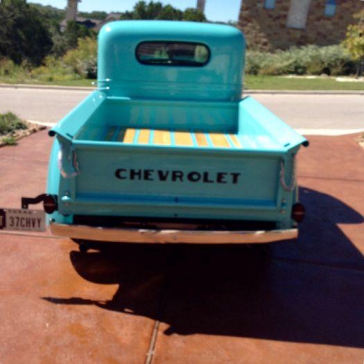 1937 Chevrolet Pickup 2