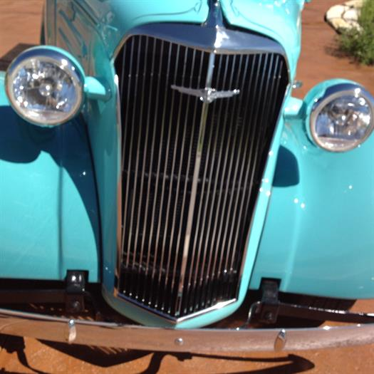 1937 Chevrolet Pickup 8