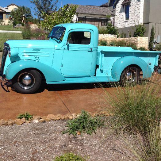 1937 Chevrolet Pickup 3