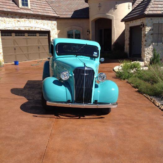 1937 Chevrolet Pickup 4