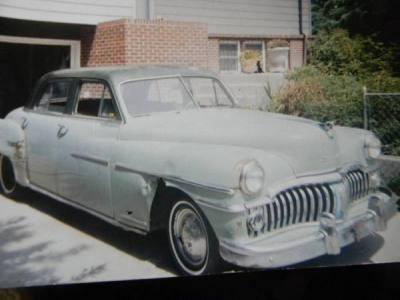 1950 DeSoto Sedan