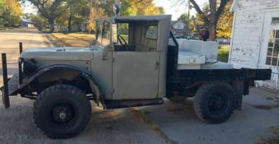 1952 Dodge Military M-37
