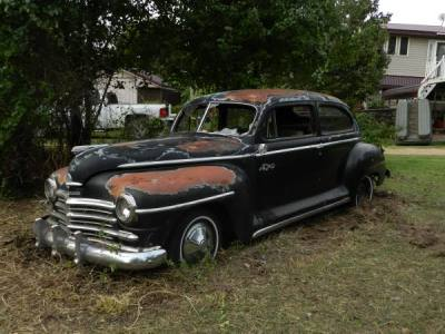 1948 Plymouth Sedan