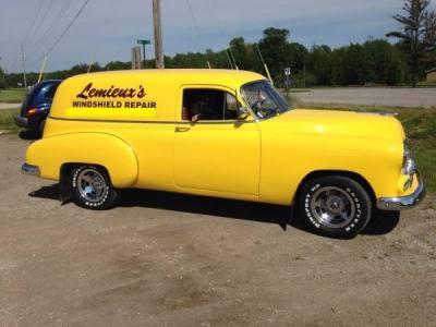 1952 Chevrolet Delivery Sedan