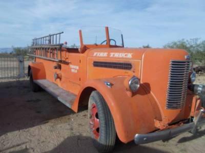 1942 Peterbilt Pirsch Fire Truck