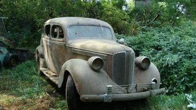 1938 Dodge Sedan