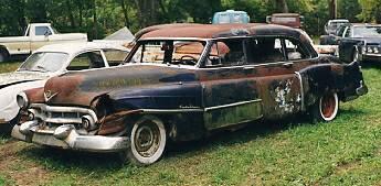 1952 Cadillac Fleetwood 75 Limousine