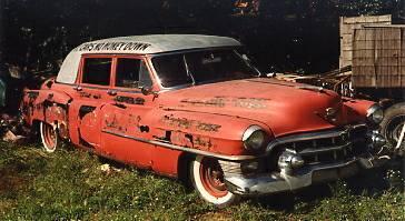 1953 Cadillac Fleetwood 75 Limousine
