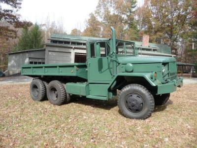 1972 Military Truck