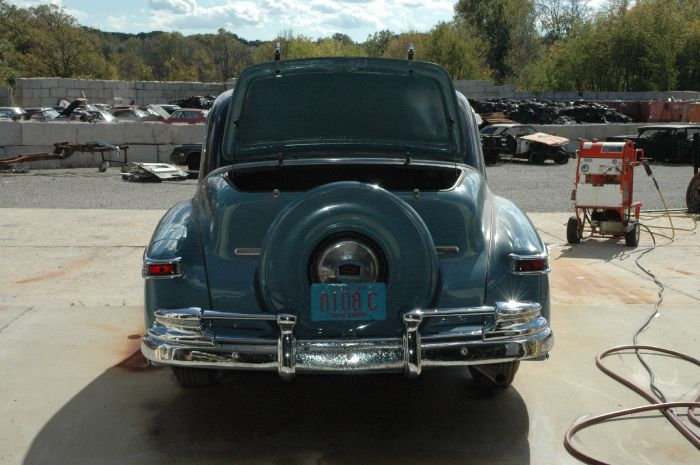 1947 Lincoln Club Coupe 5