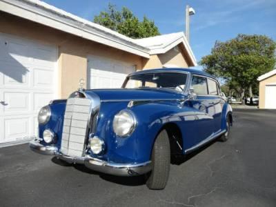 1952 Mercedes Benz 300 Adenauer