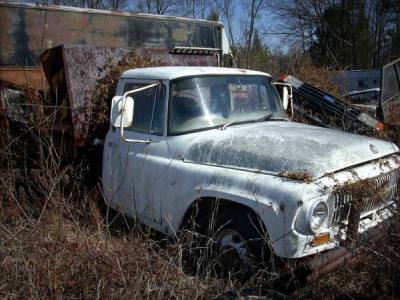 1966 International 1 Ton Truck