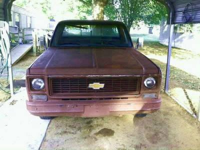 1973 Chevrolet C-10