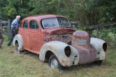 1939 Chrysler Royal