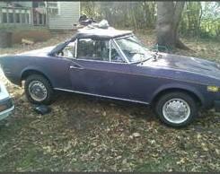 1975 Fiat Spyder