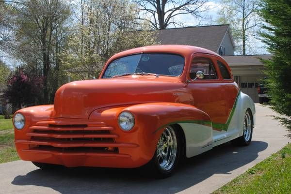 1948 Chevrolet Coupe 1