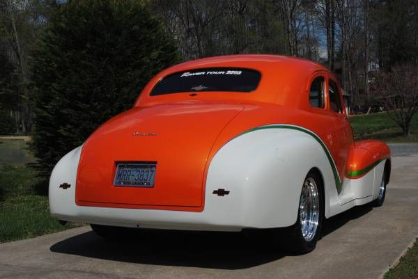 1948 Chevrolet Coupe 4