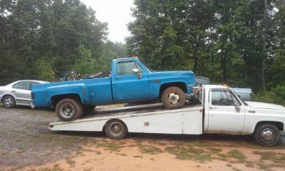 1974 Chevrolet 3500 Car Hauler