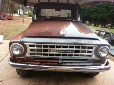1965 International Harvester Pickup