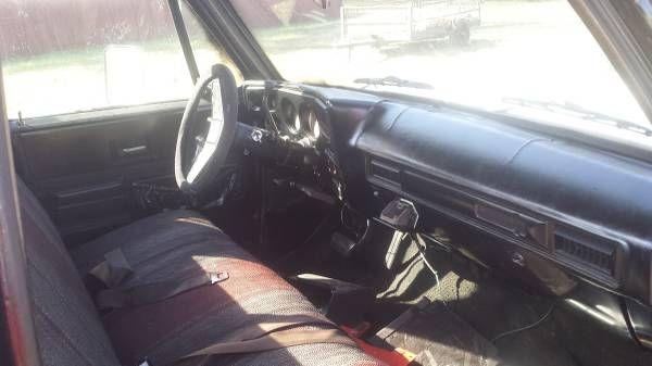 1975 Chevrolet Cheyenne 2