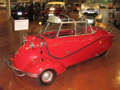 1957 Messerschmitt KR-200