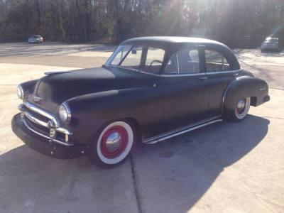 1949 Chevrolet Stylemaster